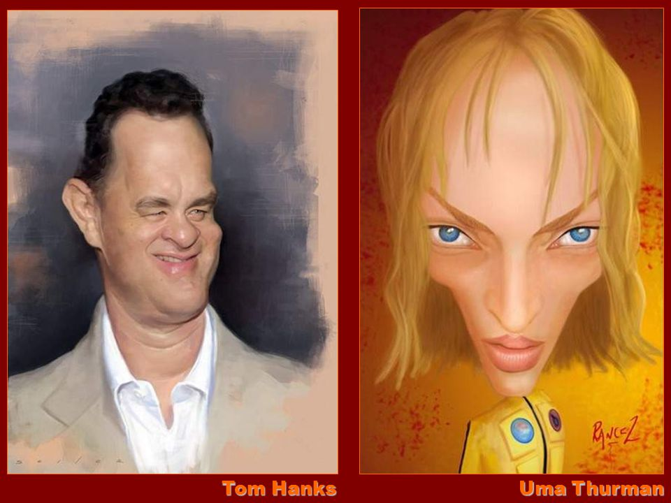 Tom Hanks Uma Thurman
