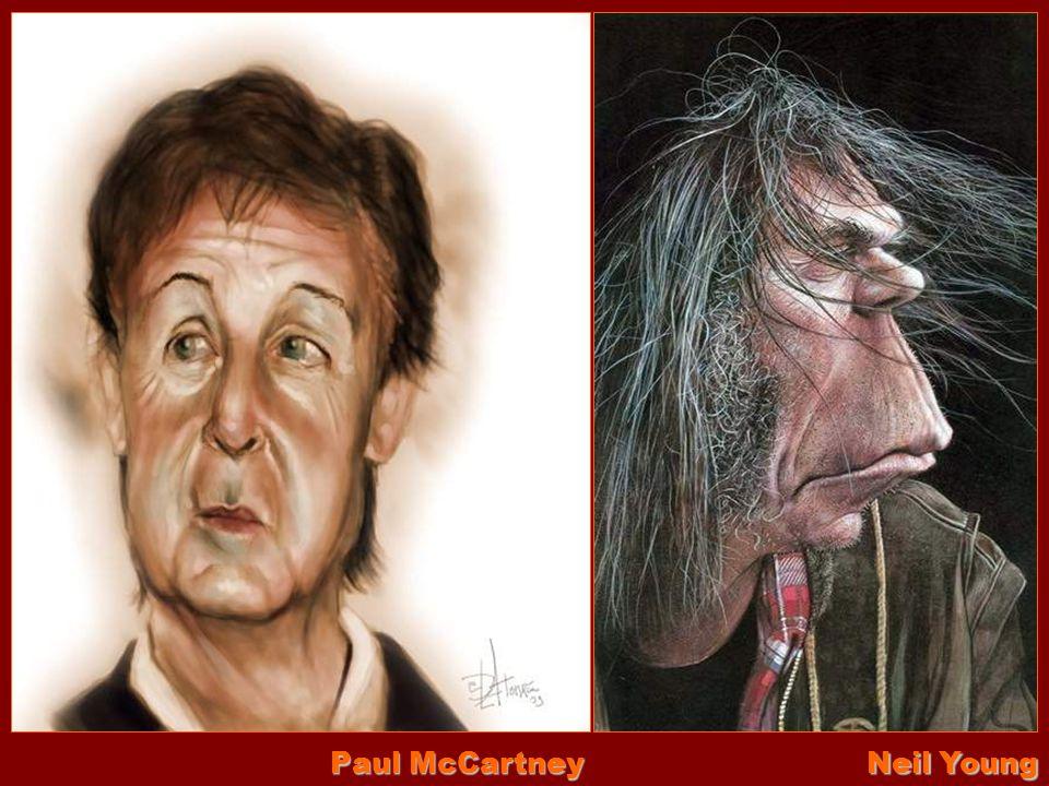 Paul McCartney Neil Young