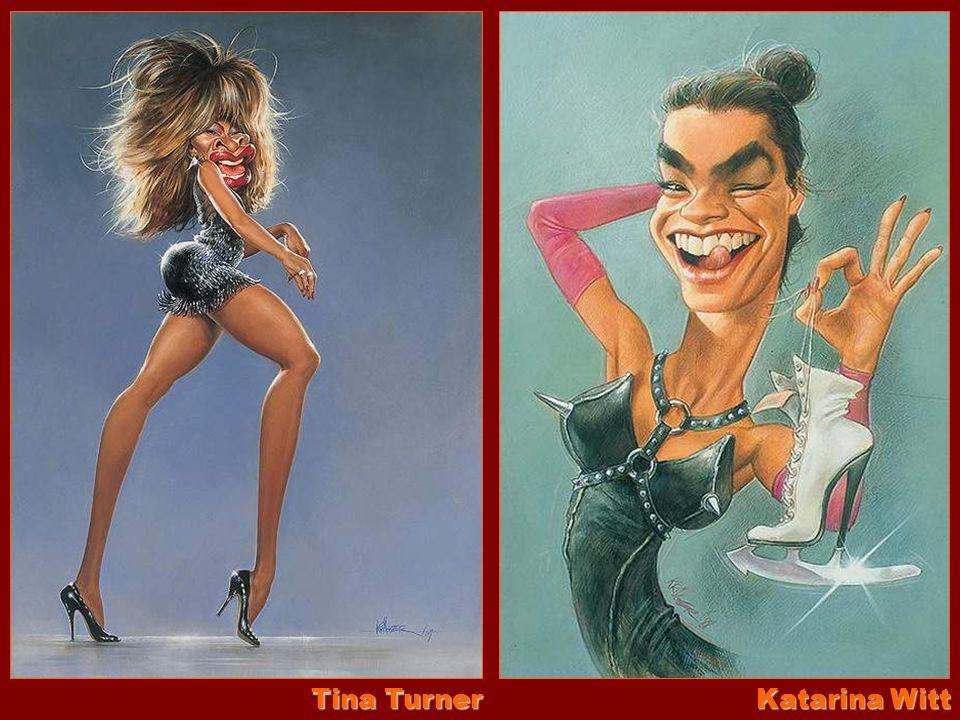 Tina Turner Katarina Witt