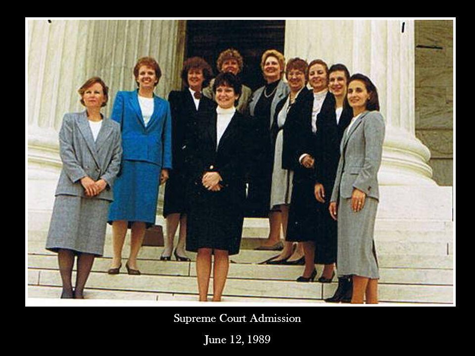 Supreme Court Admission