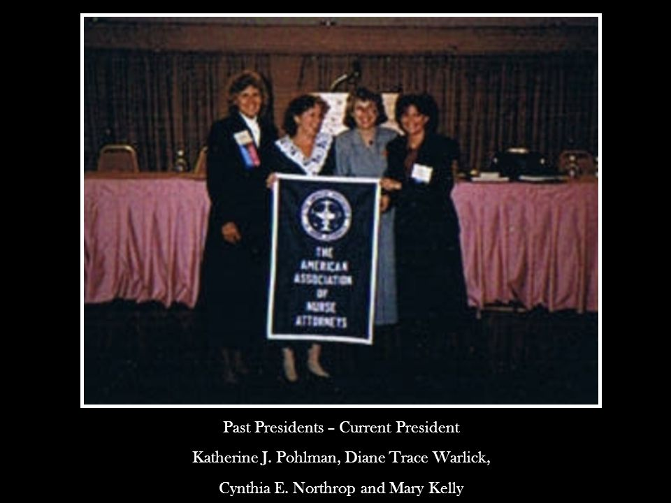 Past Presidents – Current President