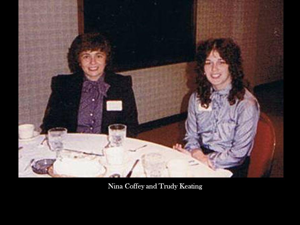 Nina Coffey and Trudy Keating