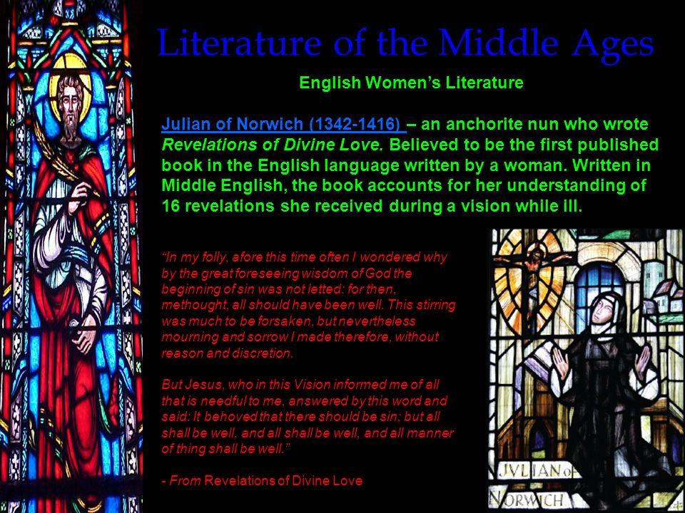 English Women's Literature