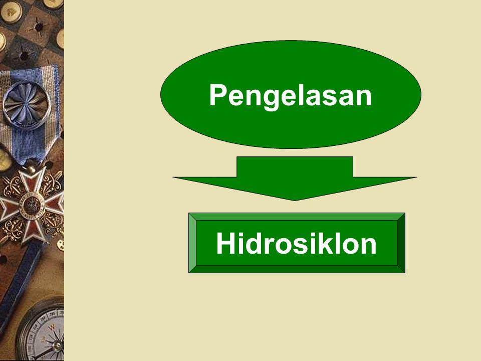 Pengelasan Hidrosiklon