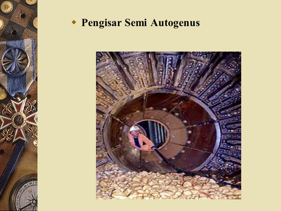 Pengisar Semi Autogenus