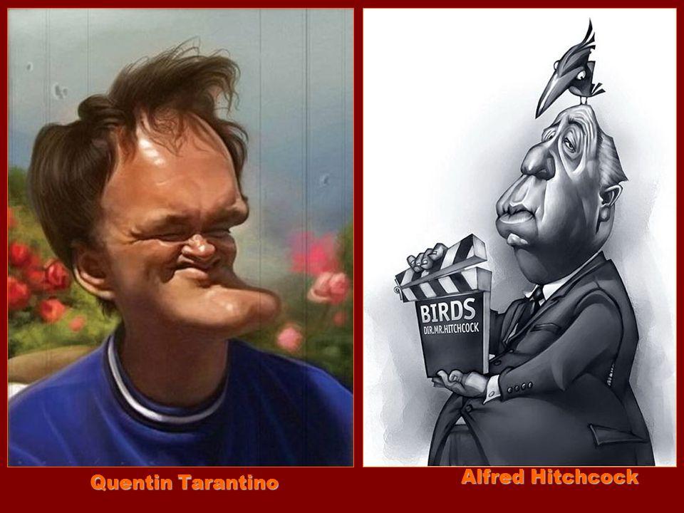 Alfred Hitchcock Quentin Tarantino