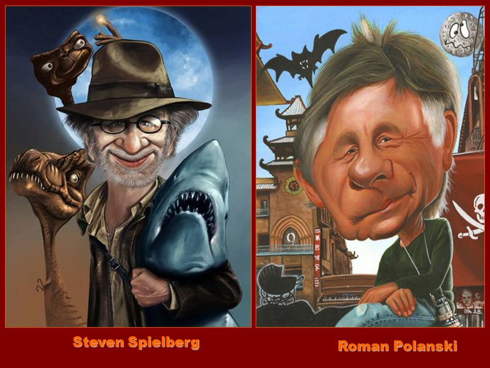 Steven Spielberg Roman Polanski