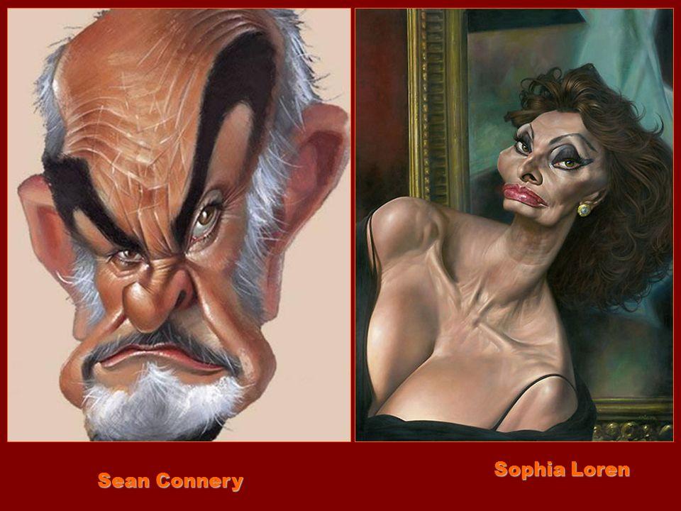 Sophia Loren Sean Connery