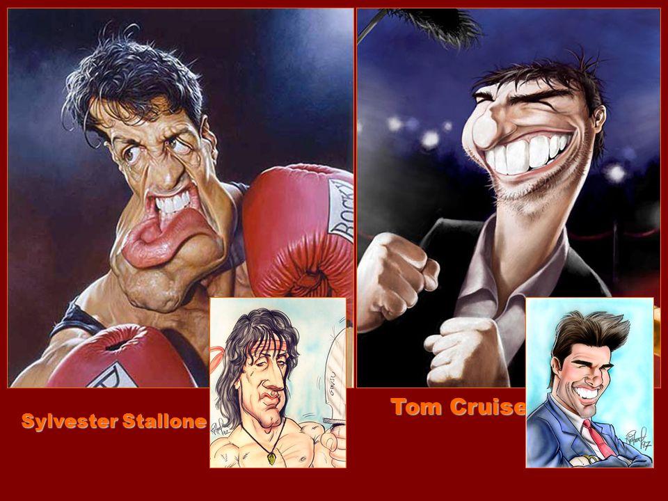 Tom Cruise Sylvester Stallone