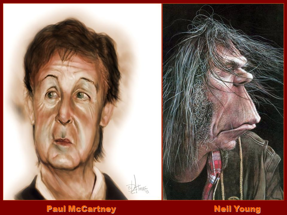 Paul McCartney Neil Young