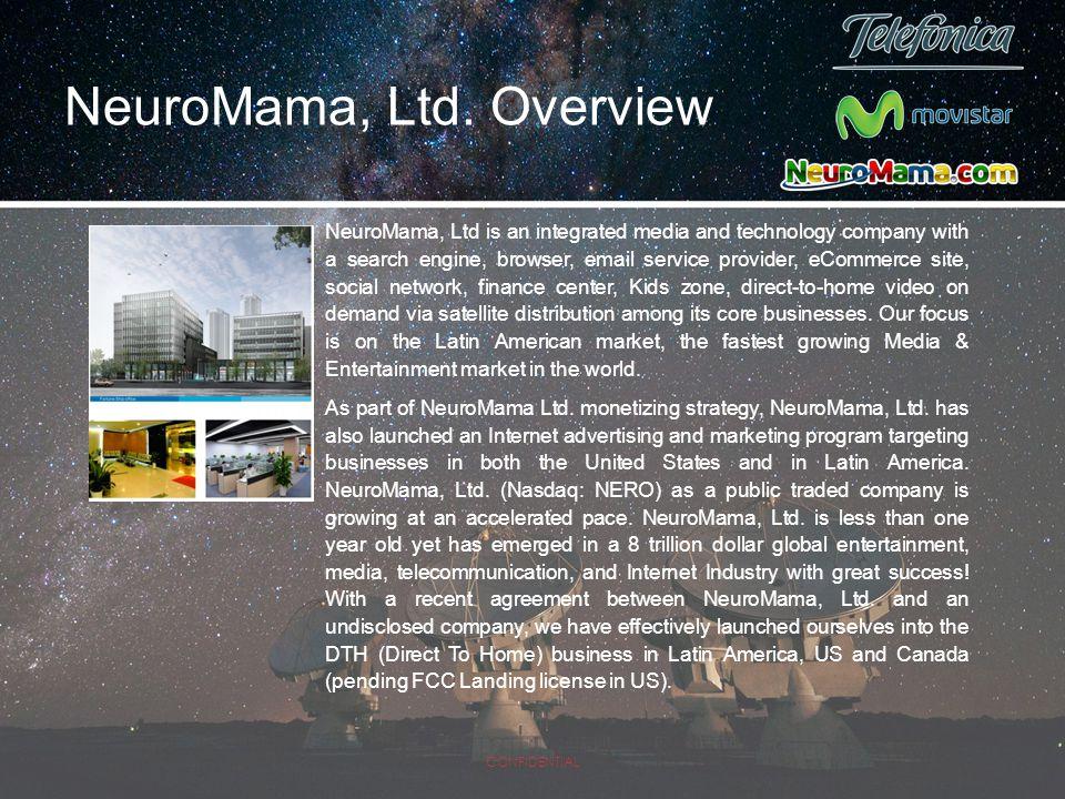 NeuroMama, Ltd. Overview