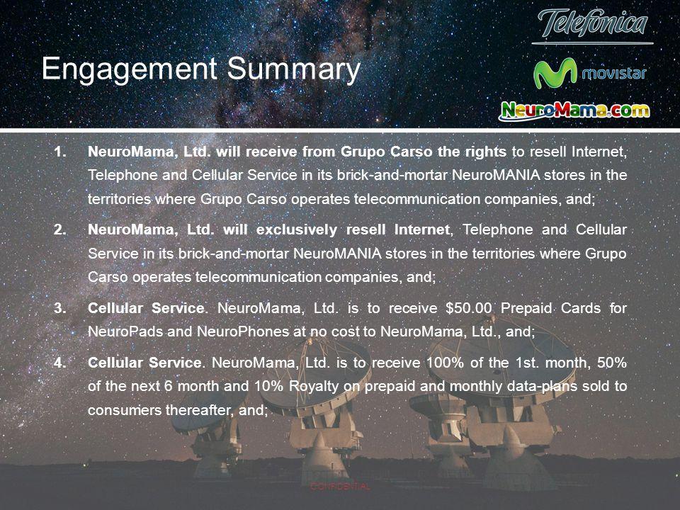 Engagement Summary