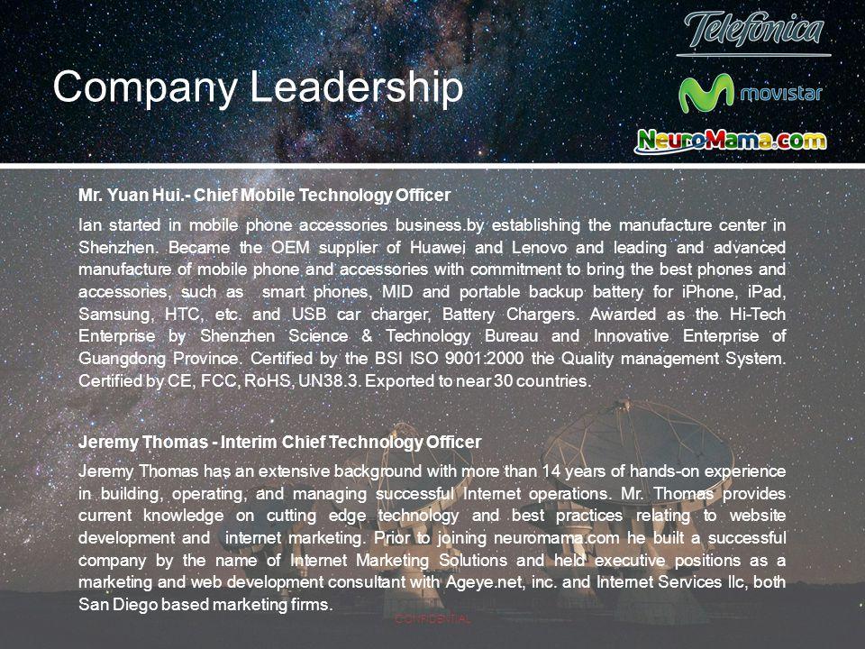 Company Leadership