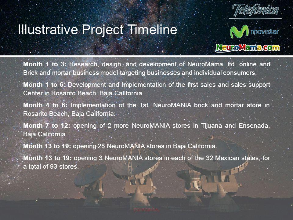 Illustrative Project Timeline