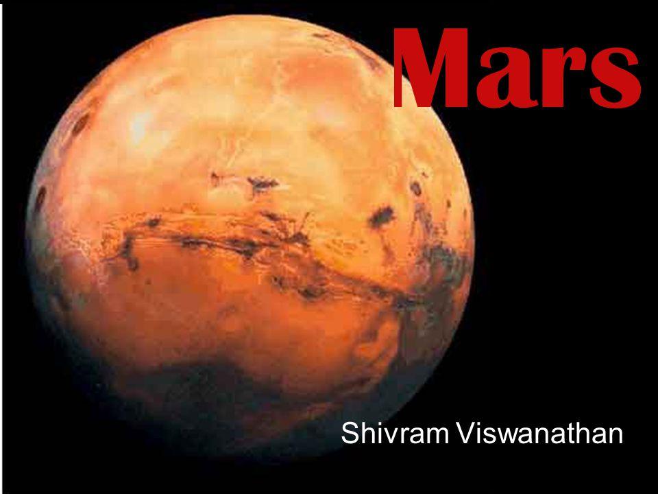 Mars Shivram Viswanathan