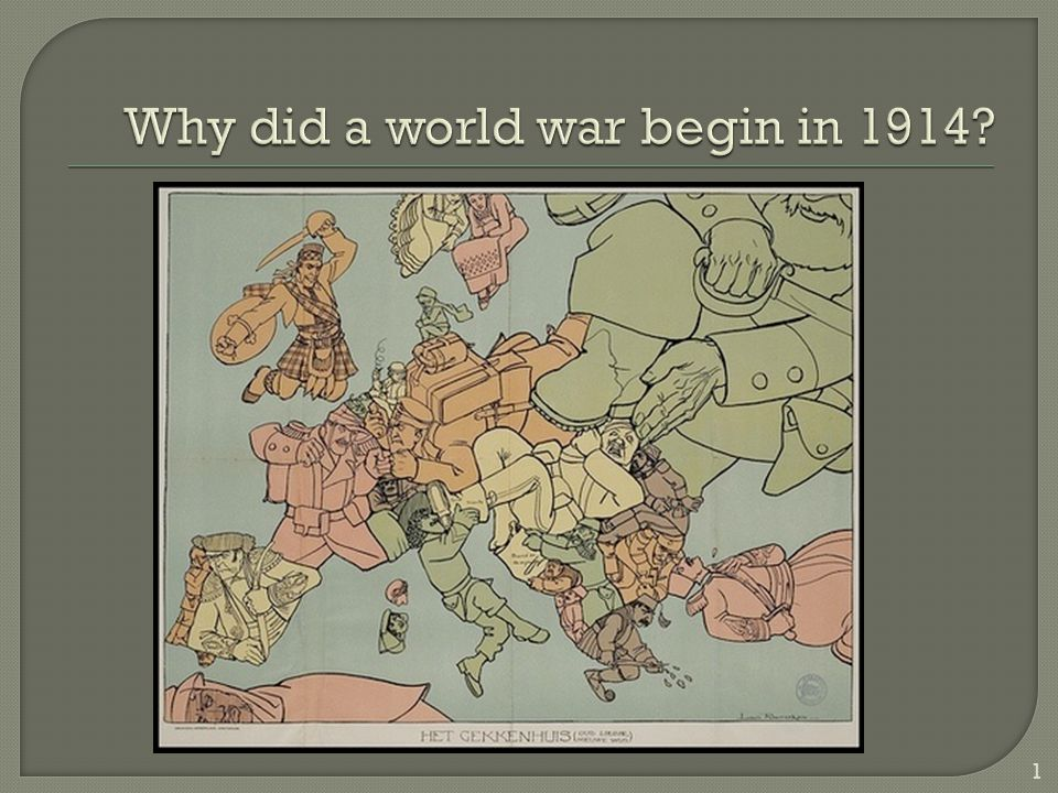 Significance of the First World War