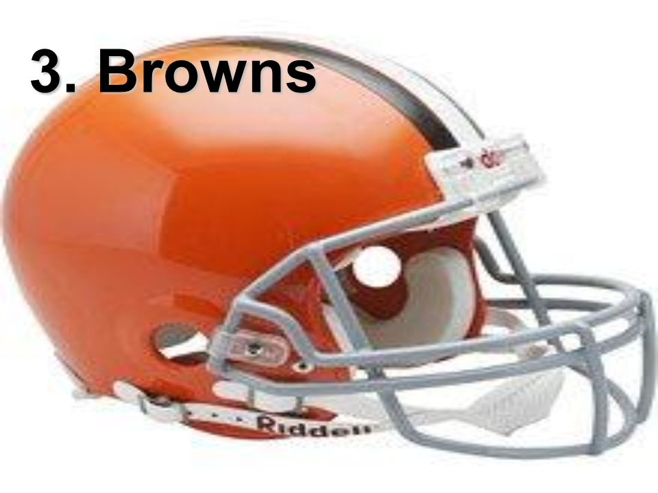 3. Browns