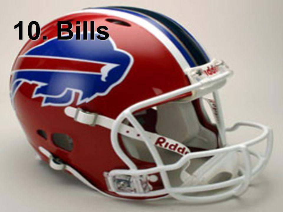 10. Bills