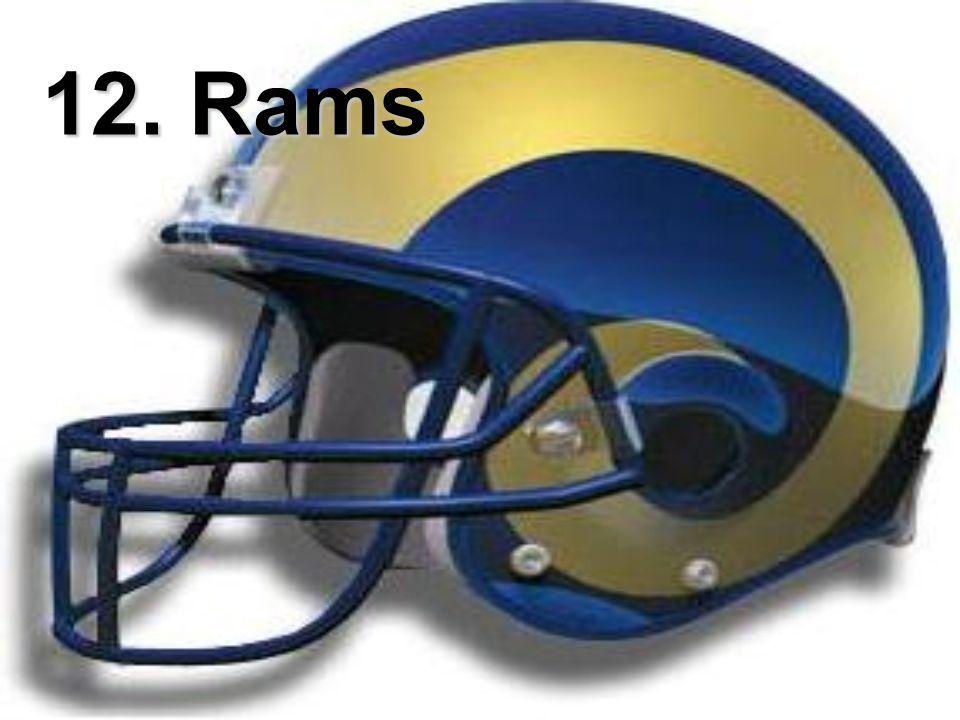 12. Rams