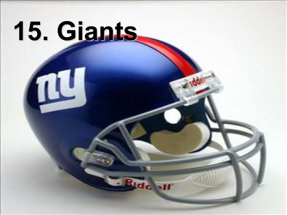 15. Giants