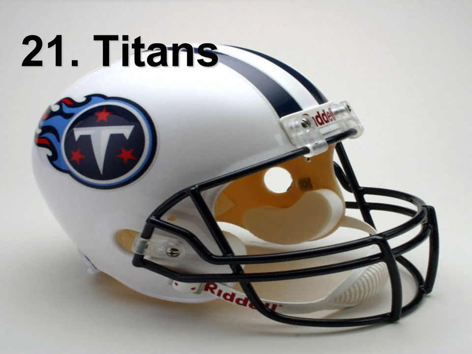 21. Titans