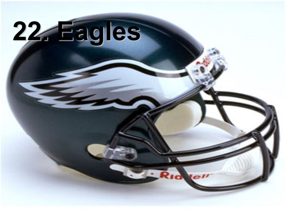 22. Eagles