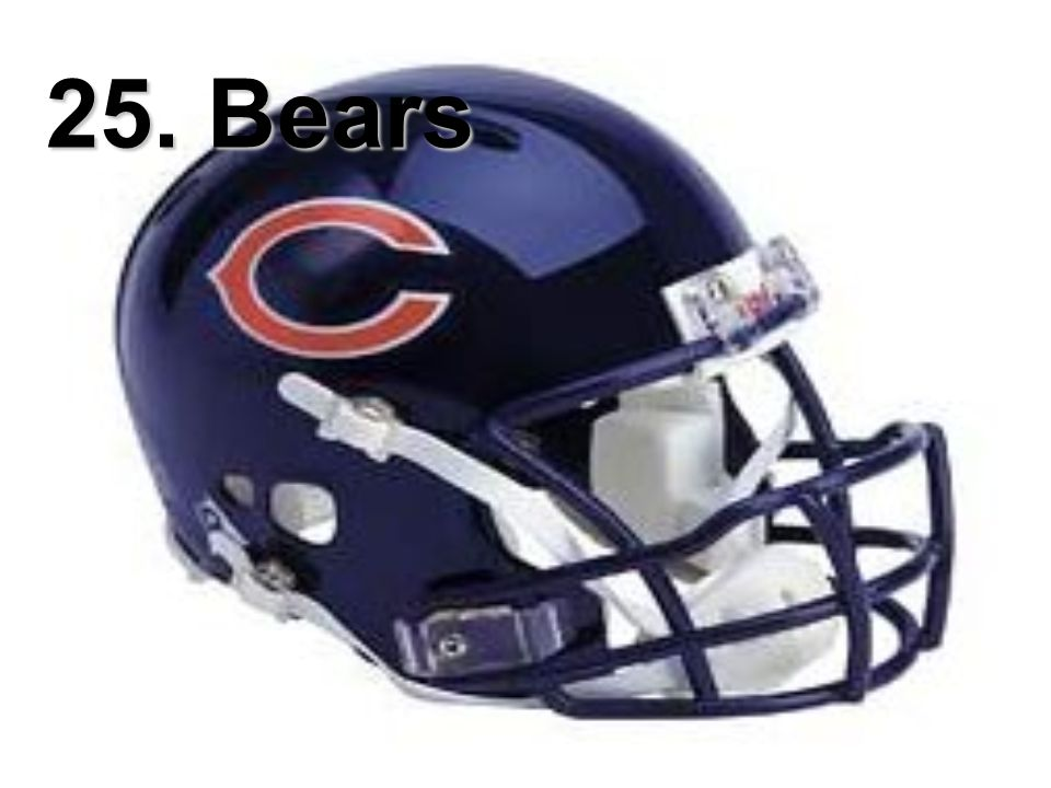 25. Bears