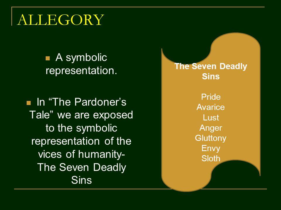 A symbolic representation.