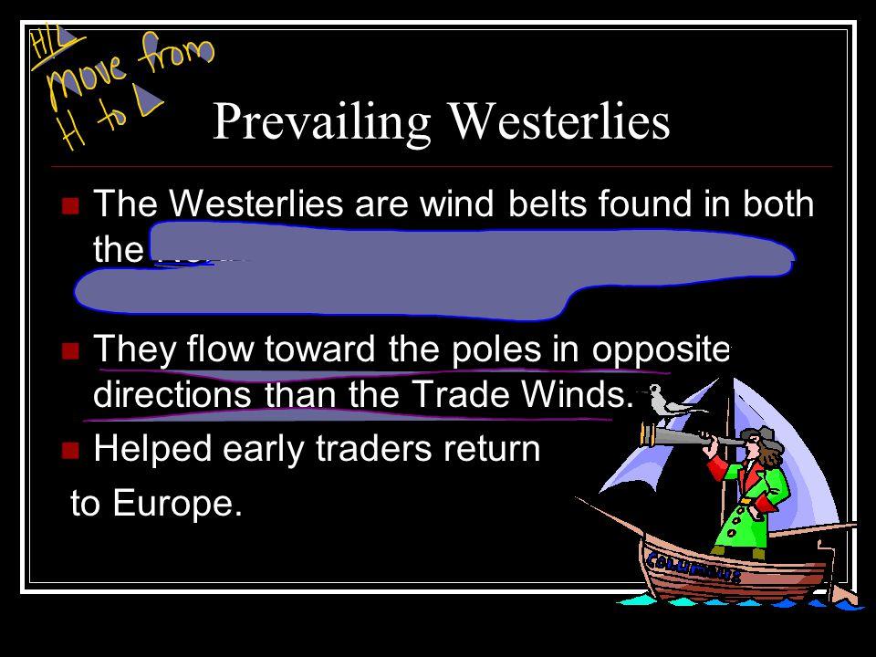 Prevailing Westerlies
