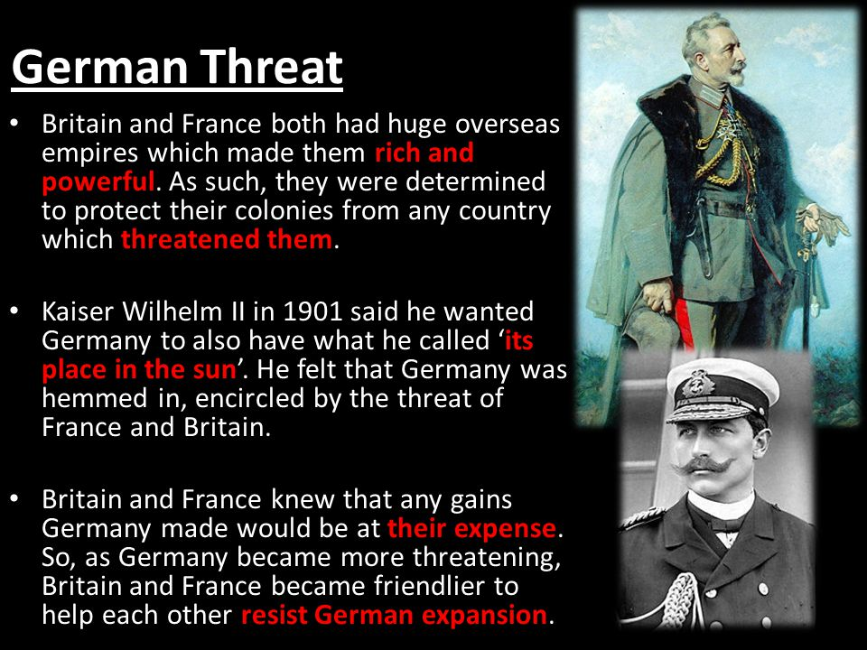 German Threat