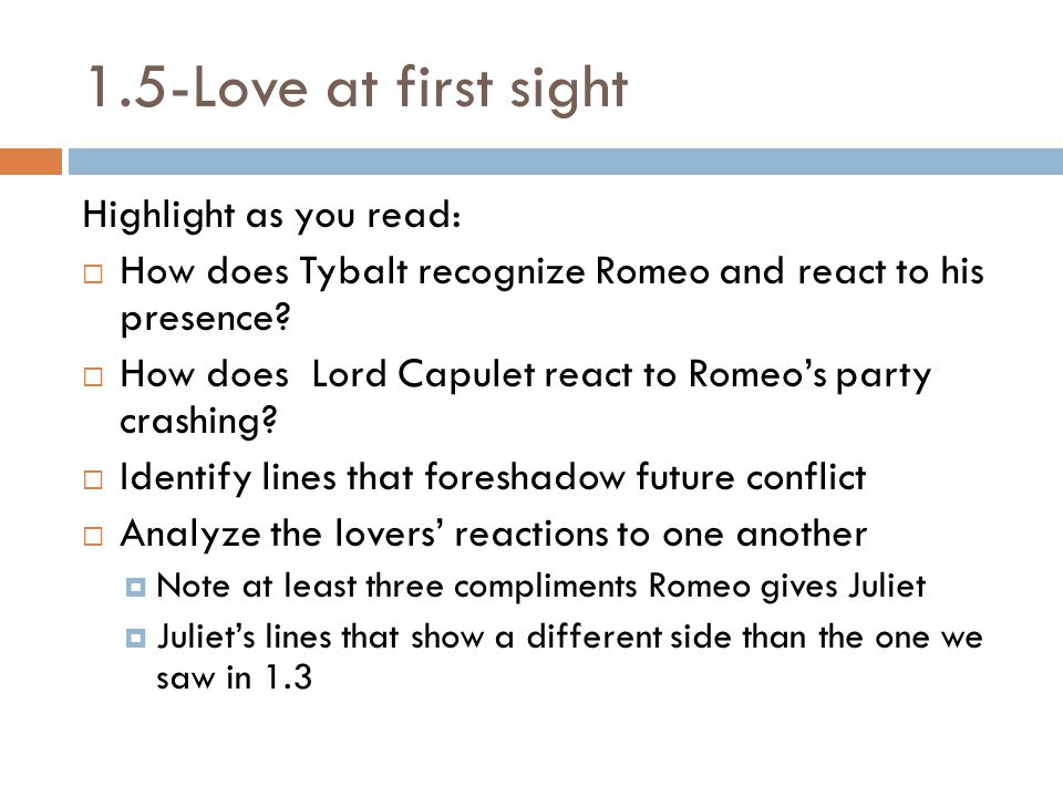 romeo and juliet opinion love first sight Or section of romeo and juliet and springs up at first sight between romeo and juliet romeo reads while pining for rosaline love in romeo.