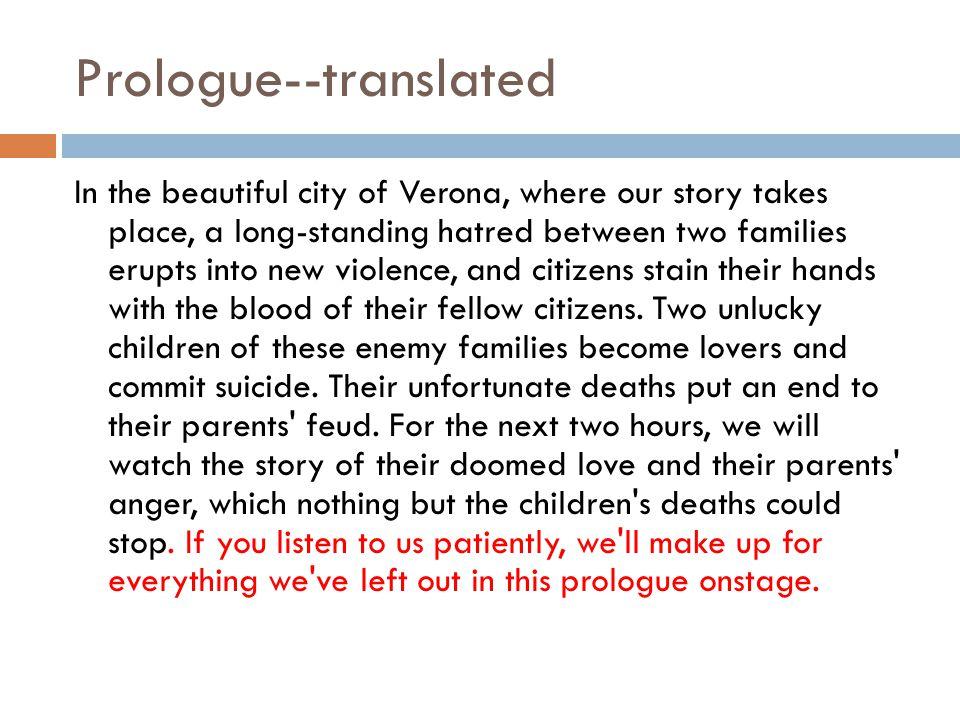 Prologue--translated