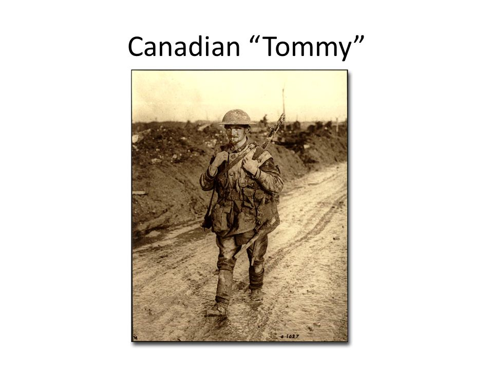 Canadian Tommy