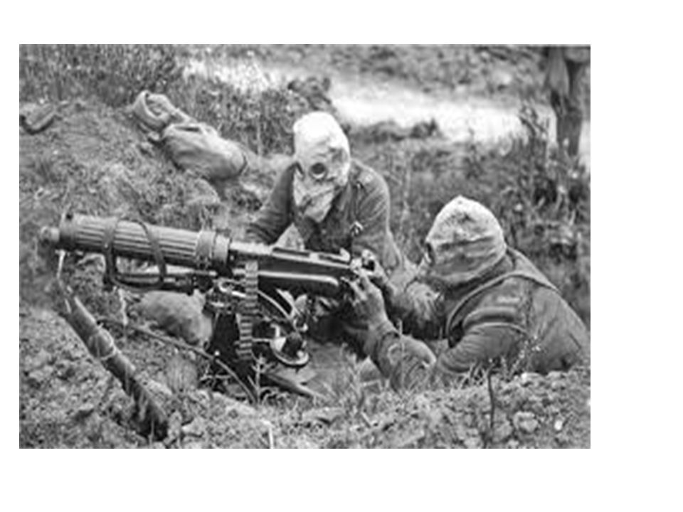 WATER COOLED mg EARLY GAS MASK