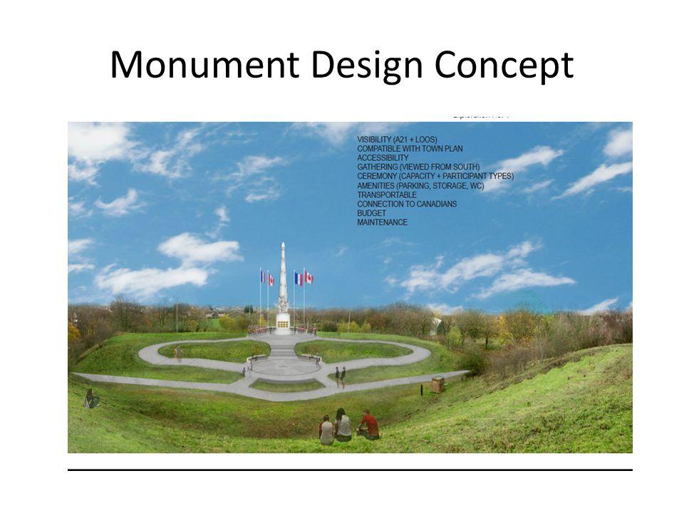Monument Design Concept