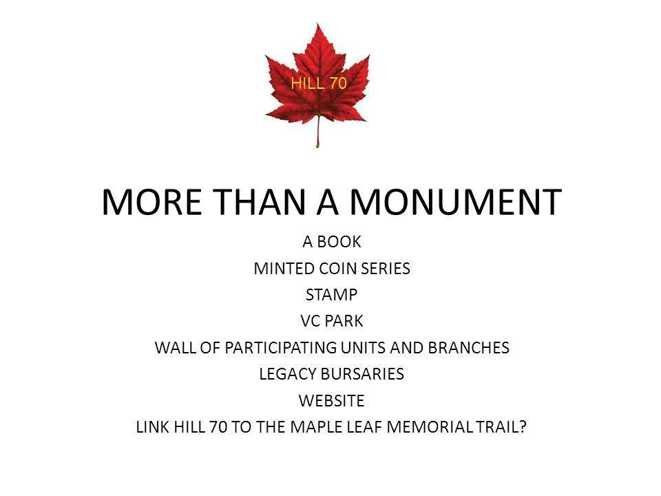 MORE THAN A MONUMENT A BOOK MINTED COIN SERIES STAMP VC PARK