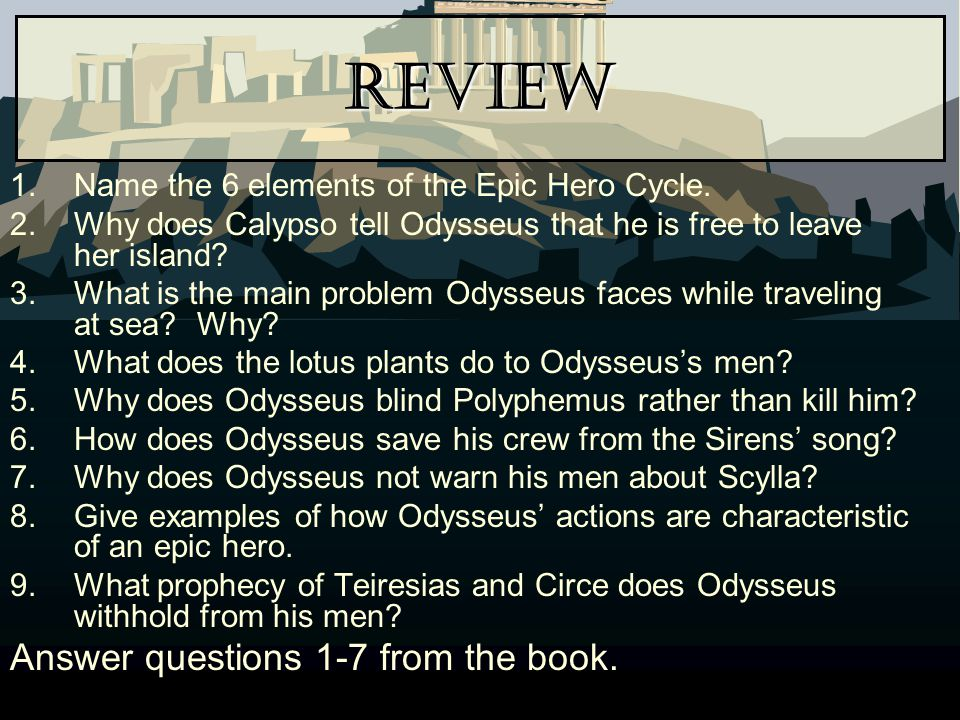 why odysseus is an epic character Evony morel hero essay to most people, a hero is a strong, brave person with an amazing costume heroes usually have super-powers and are constantly saving people.