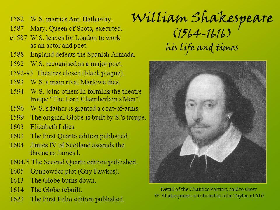 life of william shakespeare essay