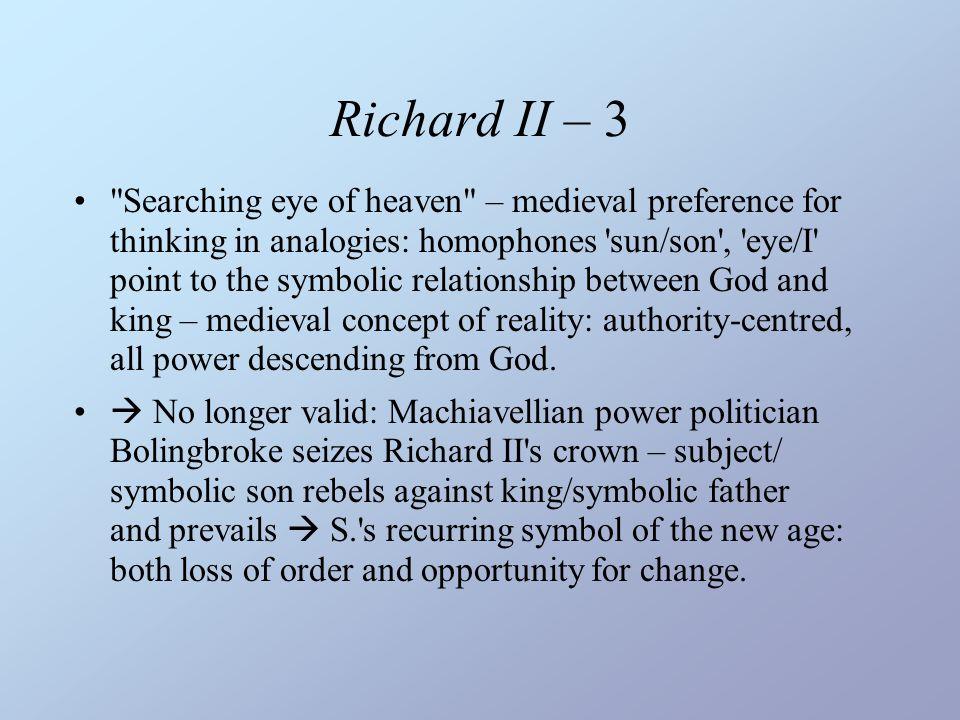 Richard II – 3