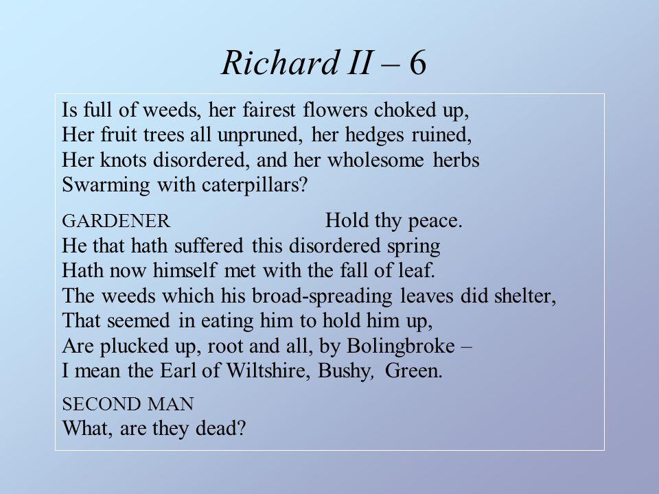 Richard II – 6