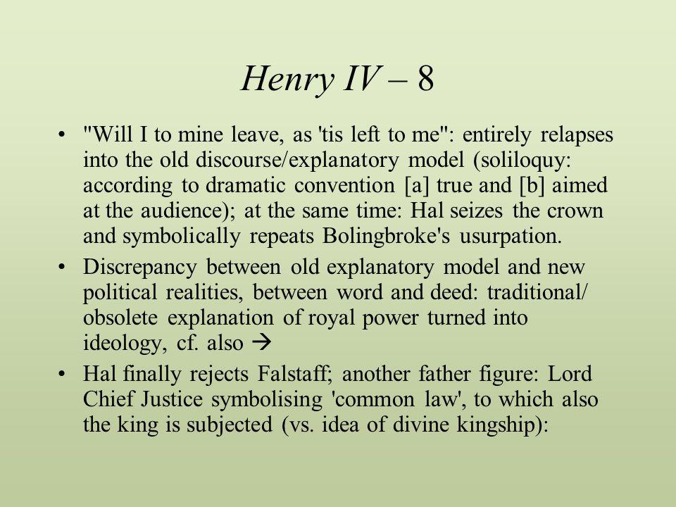 Henry IV – 8