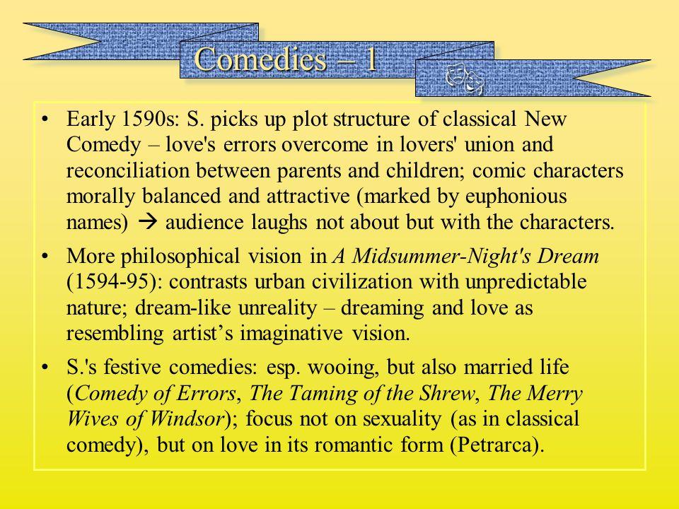 Comedies – 1 