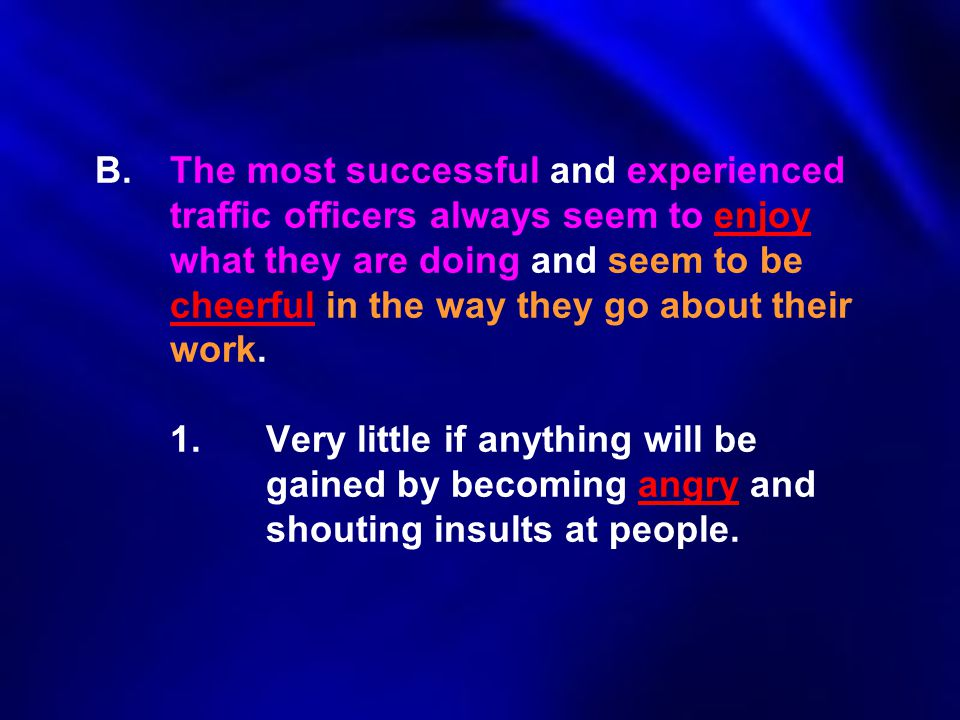 B. The most successful and experienced