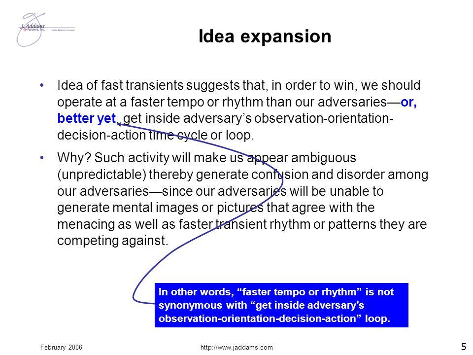 Idea expansion