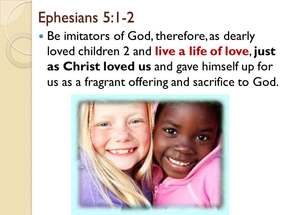 Ephesians 5:1-2