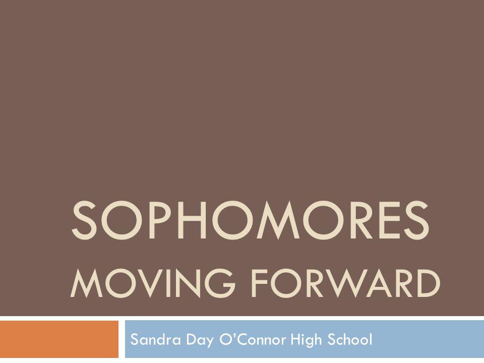 Sophomores Moving Forward
