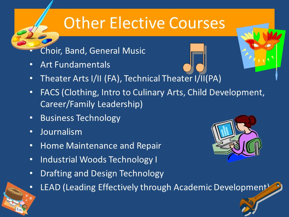 Other Elective Courses