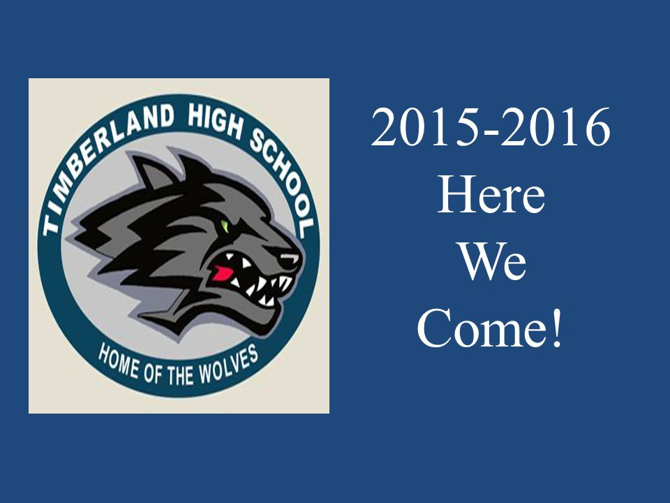 2015-2016 Here We Come!