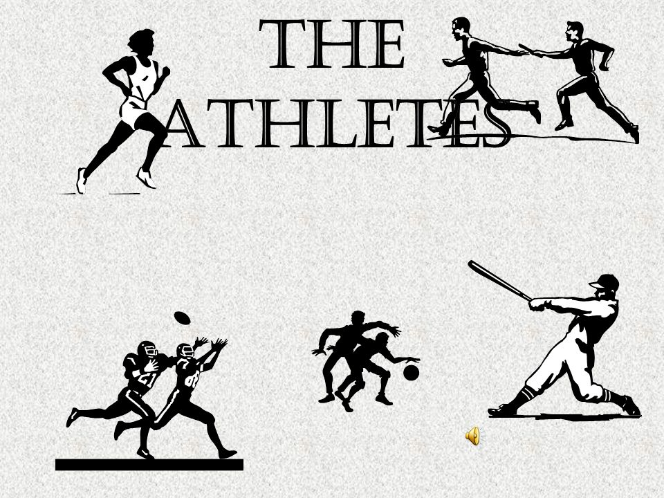 The Athletes