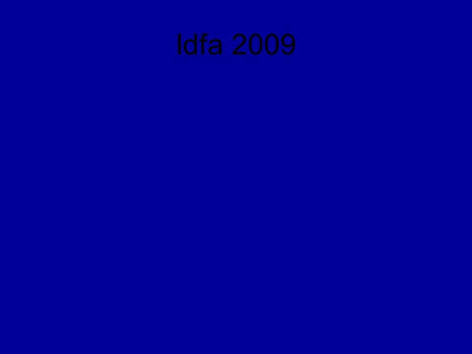 Idfa 2009